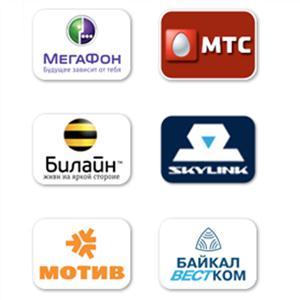 Операторы сотовой связи Нижнеудинска