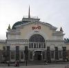Железнодорожные вокзалы в Нижнеудинске