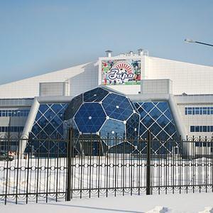 Спортивные комплексы Нижнеудинска