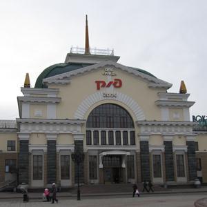 Железнодорожные вокзалы Нижнеудинска